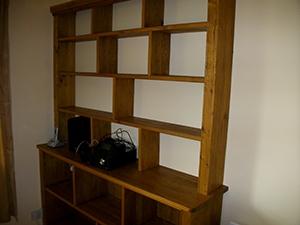 Bookcase Without Back Optional